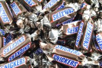 Snickers mini